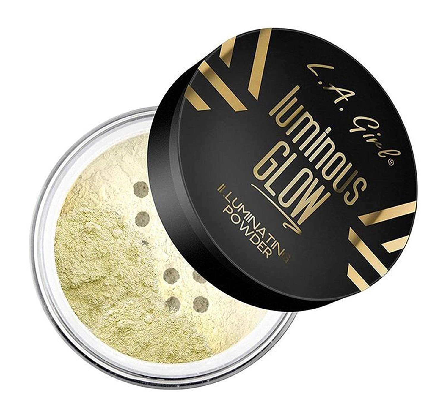 L.A. GIRL Luminous Glow Illuminating Powder - 24k Beauty 21 Cosmetics Inc