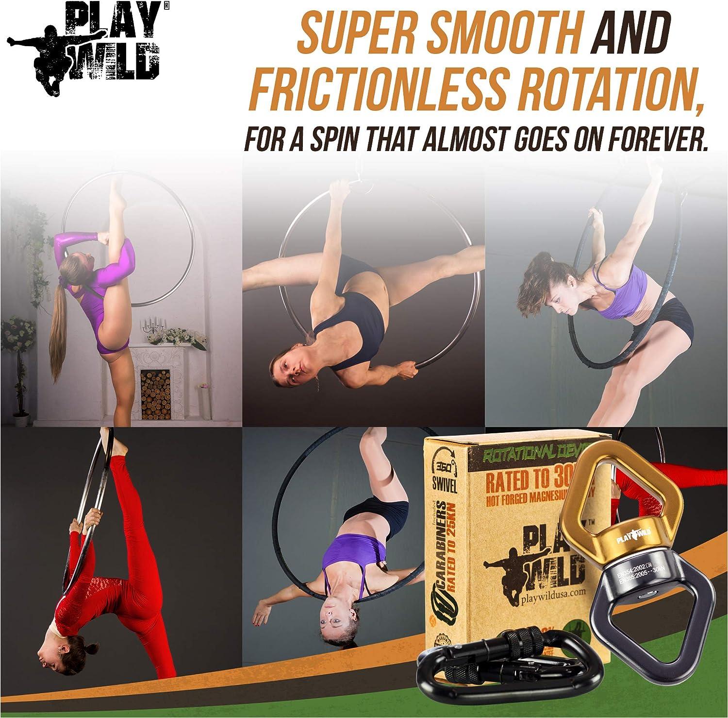 Amazon.com: Swing Swivel - Dispositivo giratorio de ...