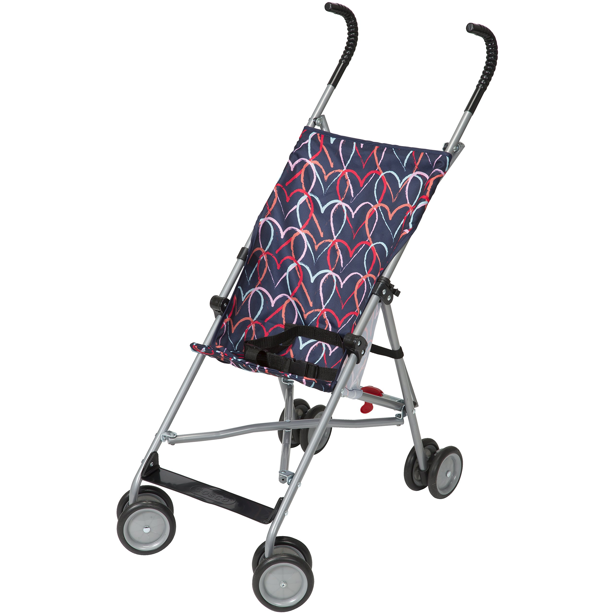 Cosco Umbrella Stroller, Chalk Hearts by Cosco (Image #4)