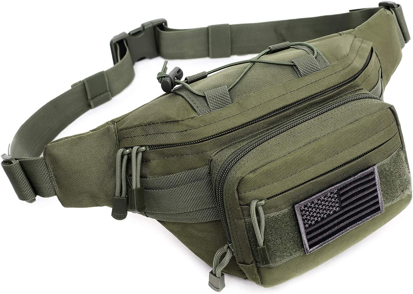 Details about  /High Quality Outdoor Military Backpack Tactical Waist Bag Camping Hiking Pack