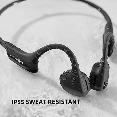 7. Aftershokz Trekz Air Wireless Bone Conduction Headphone