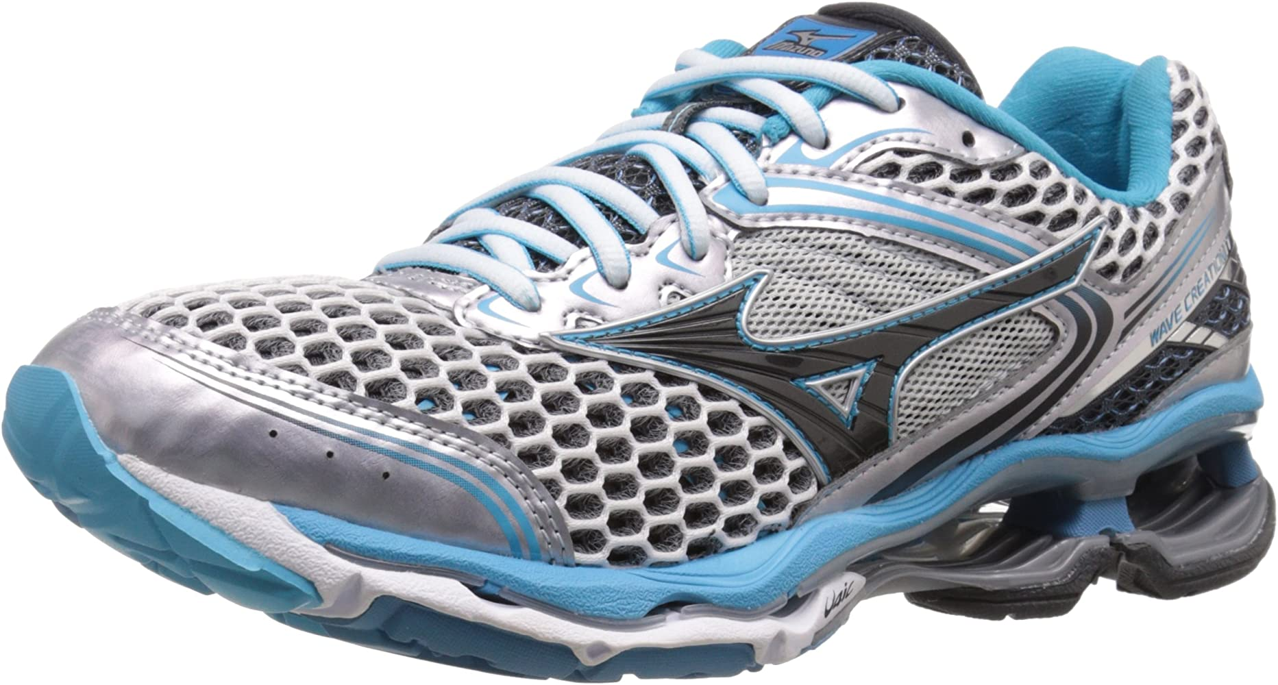 Mizuno - Wave Creation para mujer, zapatos deportivos para correr ...