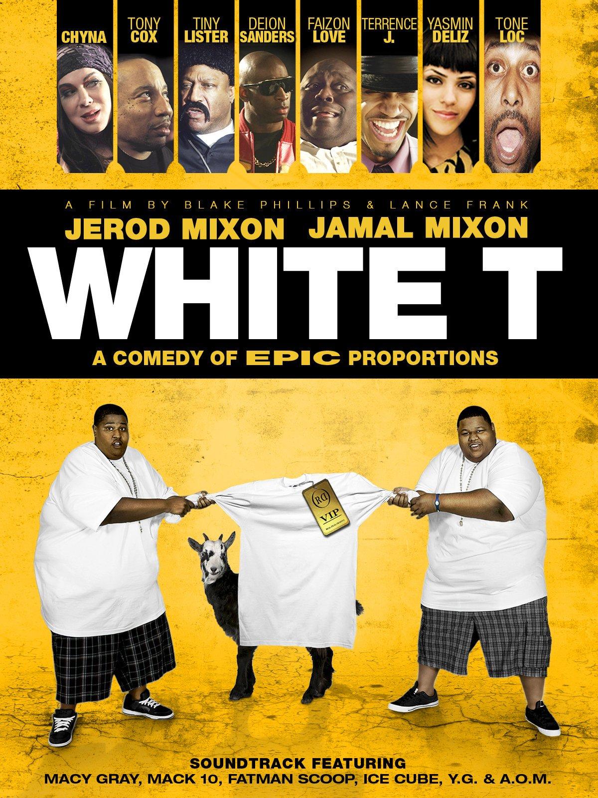 Amazon com: Watch White T | Prime Video