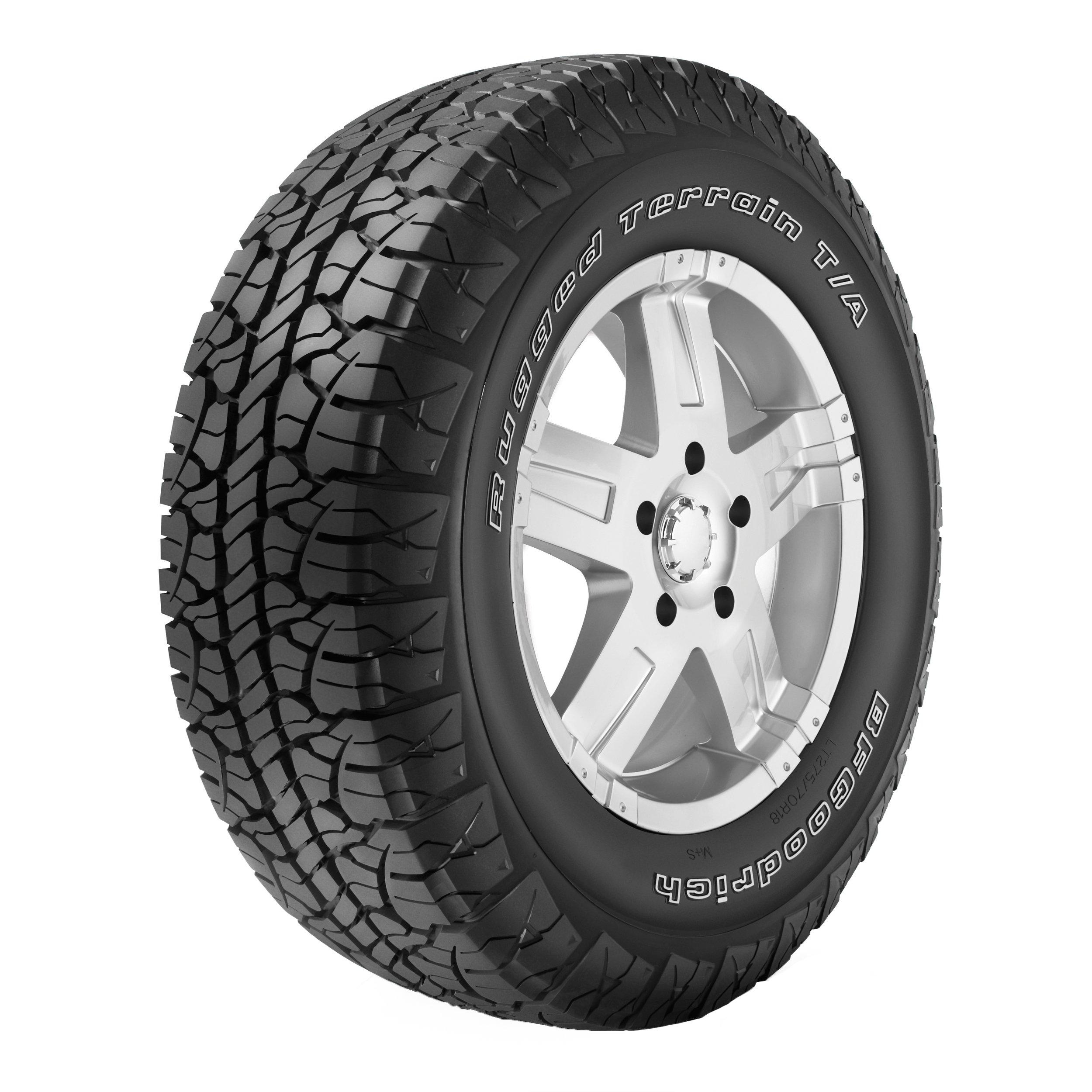 BFGoodrich Rugged Terrain T/A All-Season Radial Tire - P235/75R15/XL 108T