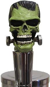 Kool Collectibles Small Frankenstein Beer Tap Handle Sports Bar Kegerator Zombie
