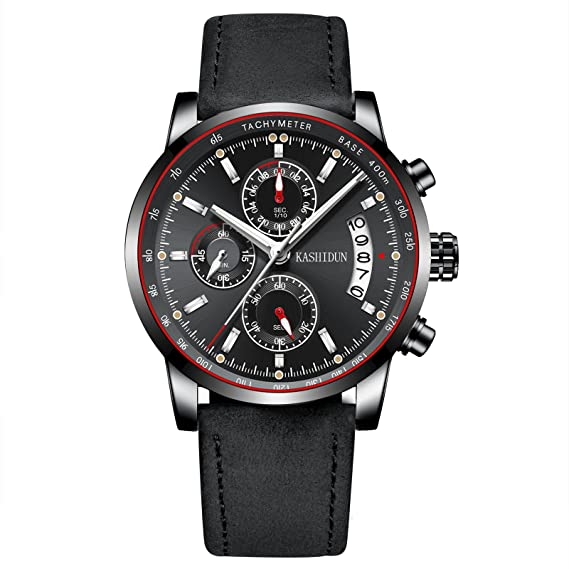 Amazon.com: Relojes de lujo deportivos moda casual ...