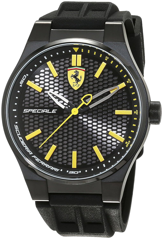 Ferrari 0830354 Speciale - Reloj de pulsera para hombre: Ferrari: Amazon.es: Relojes