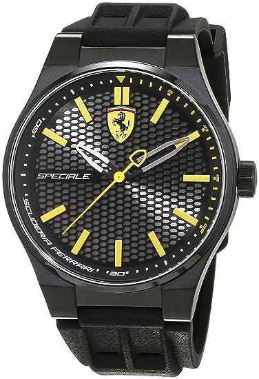 Ferrari 0830354 Speciale - Reloj de pulsera para hombre