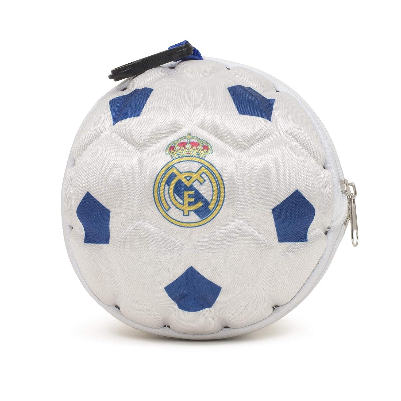 Bolsa de Almuerzo Oficial del Real Madrid C.F: Amazon.es: Juguetes ...