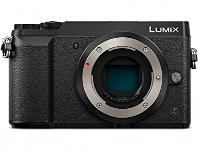 PANASONIC LUMIX GX85 Body 4K Mirrorless Camera