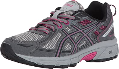 ASICS Women's Gel-Venture 6 Running Shoe: Amazon.co.uk: Shoes & Bags