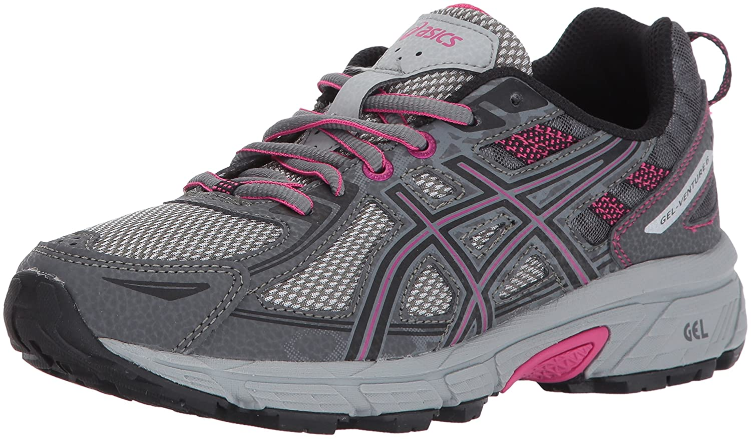 bcc79e12f5 Amazon.com | ASICS Women's Gel-Venture 6 Running-Shoes | Road Running