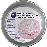 Wilton Round Cake Tin, 15cm, Multicolored, 2105-6106