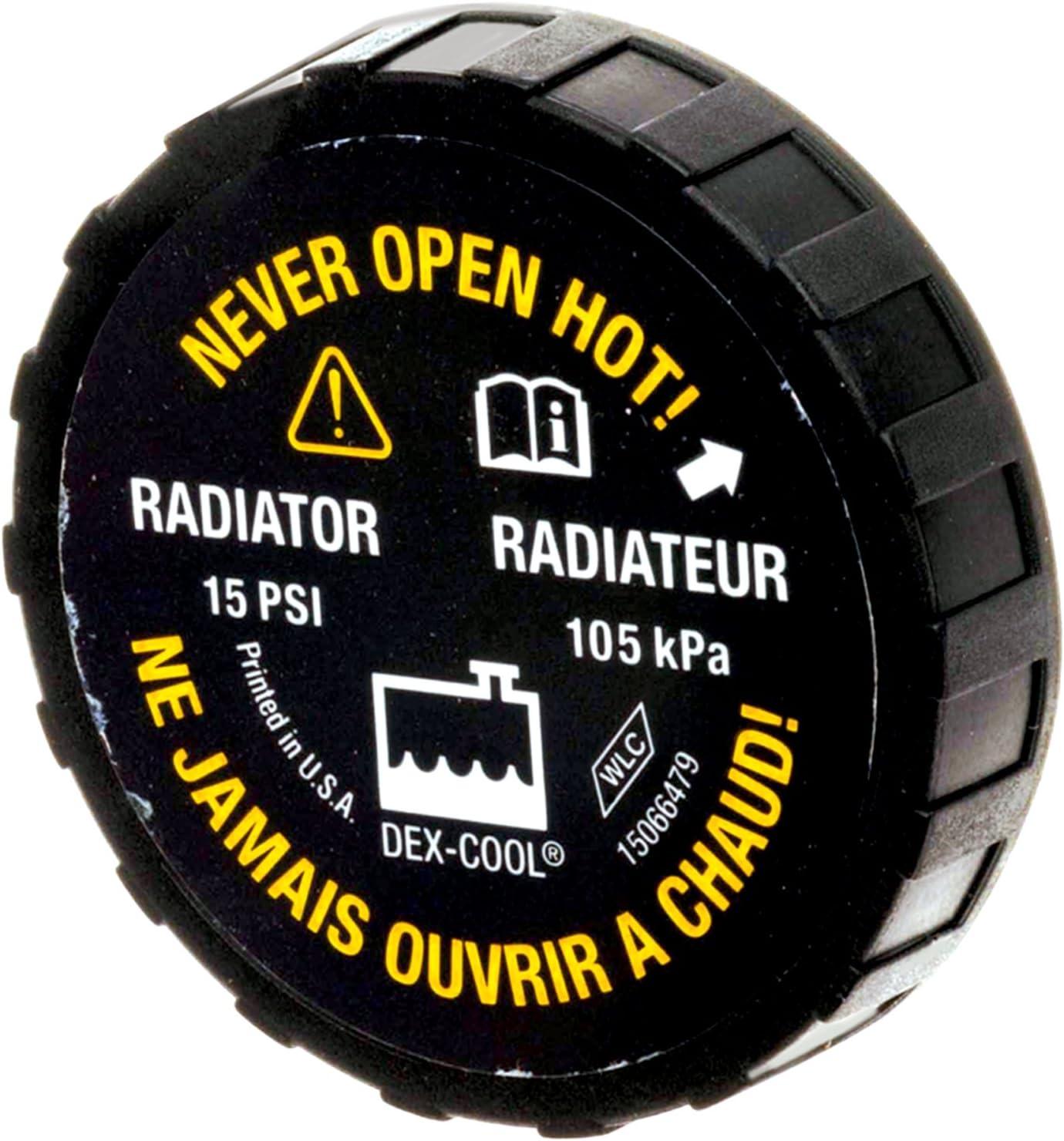 Radiator Cap ACDelco RC97 GM Original Equipment 15 P.S.I