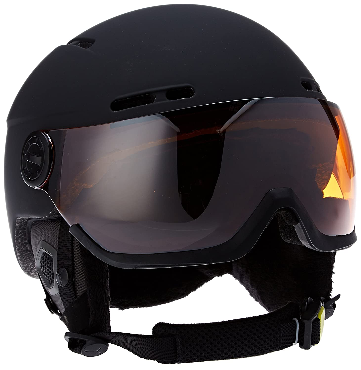 Cébé Skihelm Fireball Cat 2
