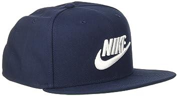 b991a8fcb0649 Nike Sportswear Pro Cap Futura Casquette Mixte Adulte, Obsidian/Pine Green/ Noir/