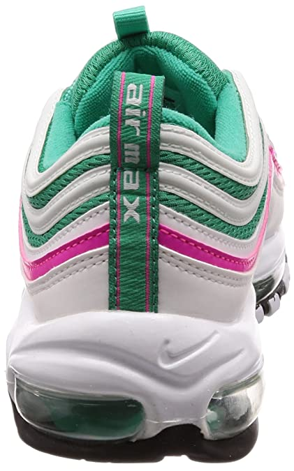 c6b45cd097 Nike 921826, Scarpe da Trail Running Uomo, (Bianco/Rosa Blast/Kinetic Verde  102), 38.5 EU: Amazon.it: Scarpe e borse