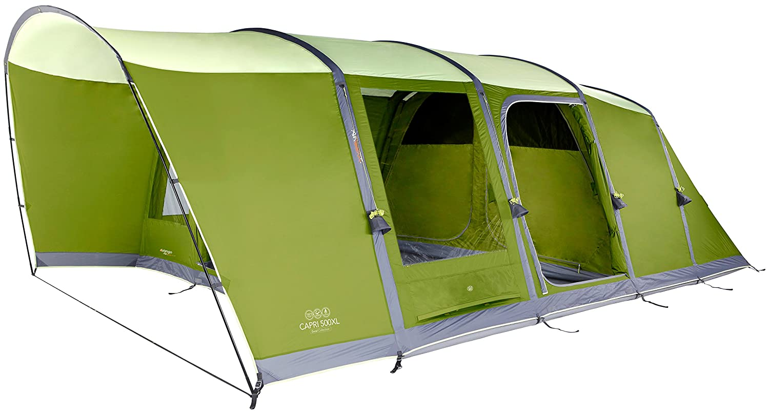 Capri 500 XL - Large Family Tent