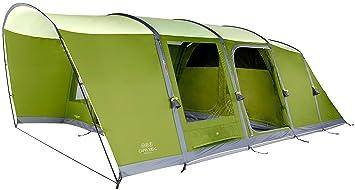 CAPRI 500 XL - LARGE FAMILY TENT 5 person - FAMILY TENT WITH ROOMS  sc 1 st  Amazon.com & Amazon.com : CAPRI 500 XL - LARGE FAMILY TENT 5 person - FAMILY ...
