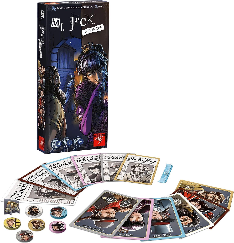 Asmodée MJA02 - Extensión para Juego de Mesa [Importado de Francia]: Amazon.es: Juguetes y juegos