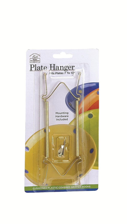 Amazon.com: Better Houseware Plate Hanger: Home & Kitchen