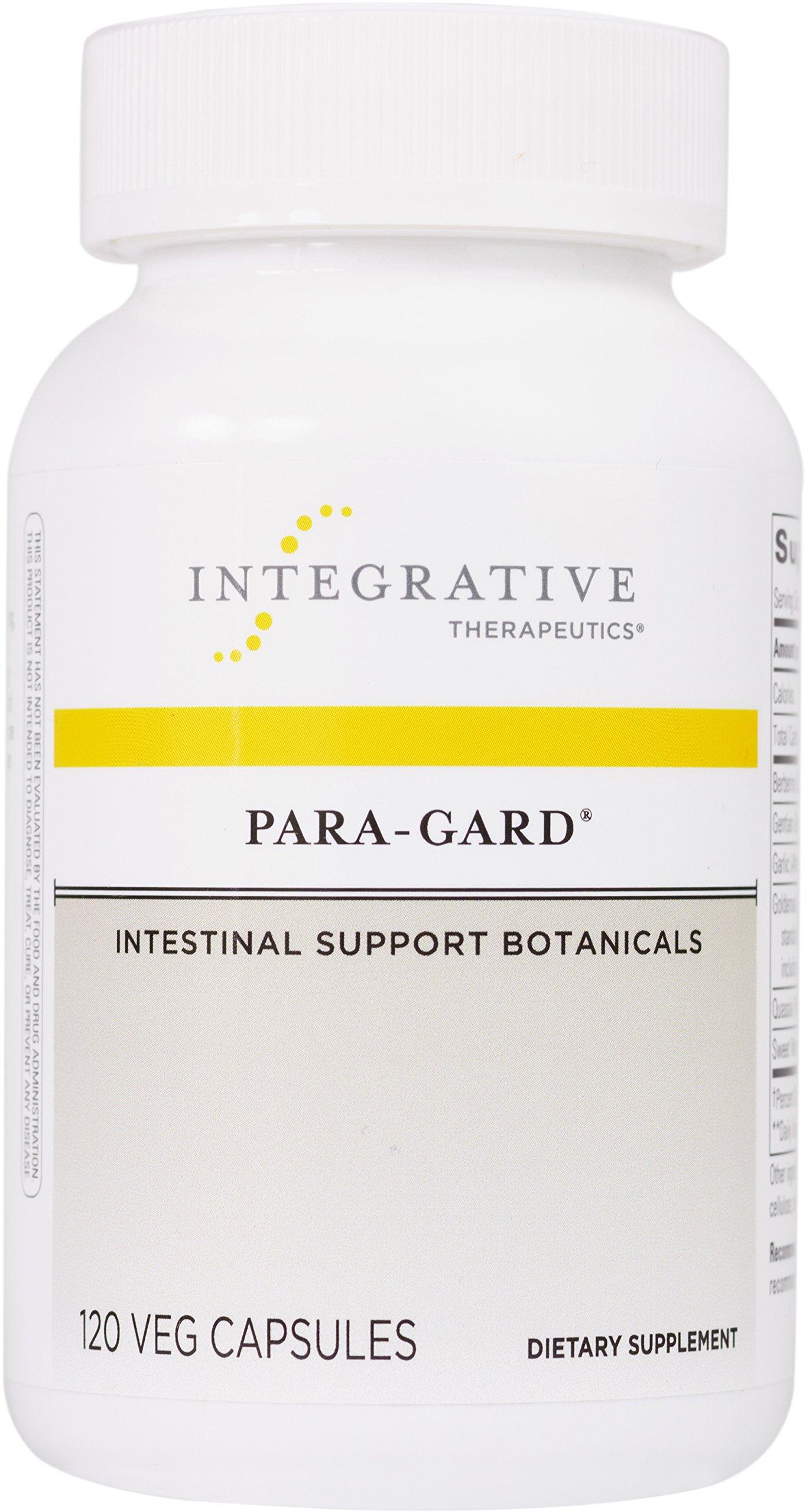 Integrative Therapeutics - Para-Gard - Intestinal Support Botanicals - 120 Capsules