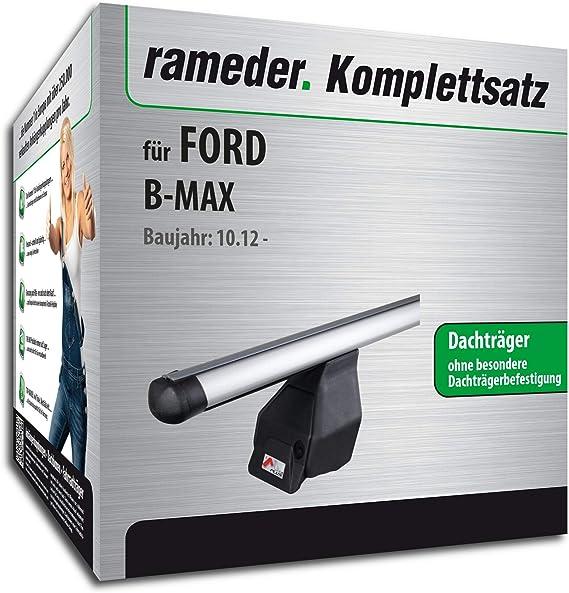 Rameder Komplettsatz Dachträger Tema Für Ford B Max 118863 10257 1 Auto