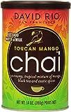 David Rio Consumer - Toucan Mango Chai, 1er Pack (1 x 398 g)