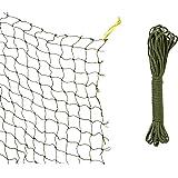 Trixie Filet de Protection Maille Grillagée Vert Olive 8 × 3 m pour Chat