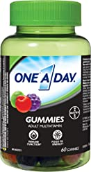 One A Day Fruiti-ssentials Adult Multi-Vitamin Gummy