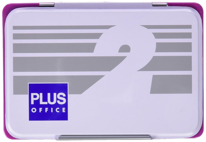 Plus Office 02 - Almohadillas para sellar nº 2, 80 x 120 mm, violeta Makro Paper SP.SL