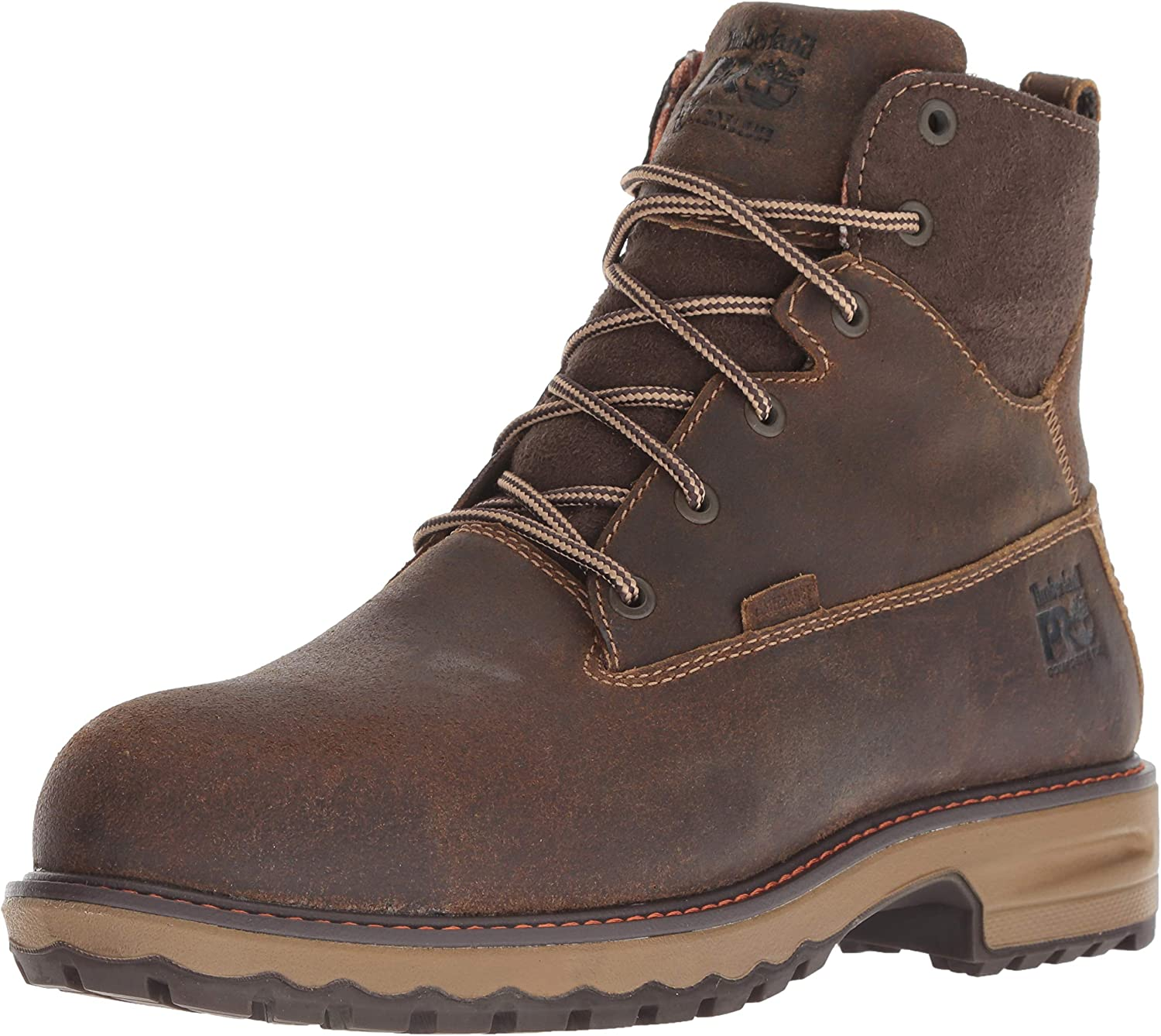 "Timberland PRO Women's Hightower 6"" Composite Toe Waterproof Insulated Industrial Boot"