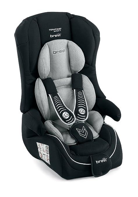 4 opinioni per Brevi 510 Seggiolino Auto Touring Sport 9-36 kg