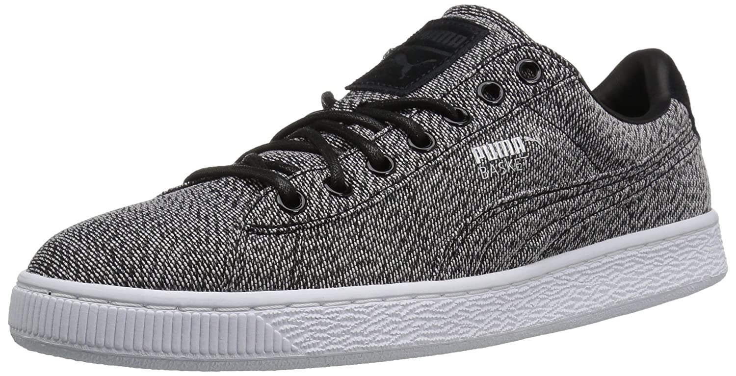 PUMA Basket Classic Culture Surf Fashion Sneaker B01LX19CDB 10 M US|Puma Black-puma Blac