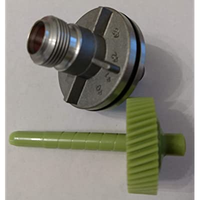 """LA Speedometer Gear 700r4 and BOP TH350 45 tooth gear and 2"""" housing: Automotive"""