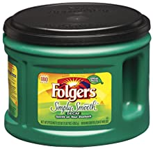Folgers Simply Smooth Decaf Ground Coffee