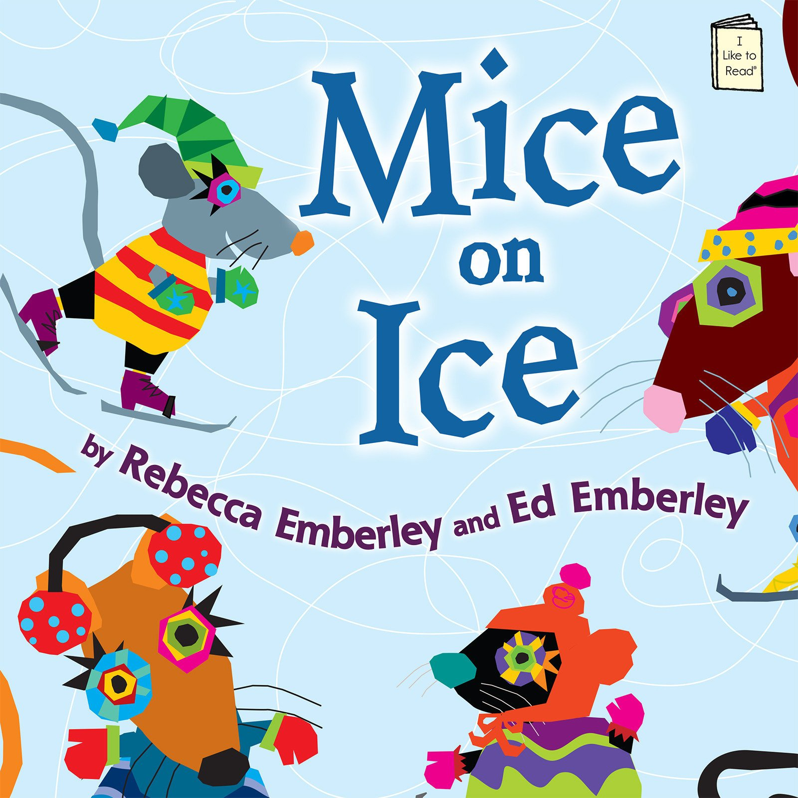 Mice on Ice (I Like to Read) by Holiday House (Image #1)