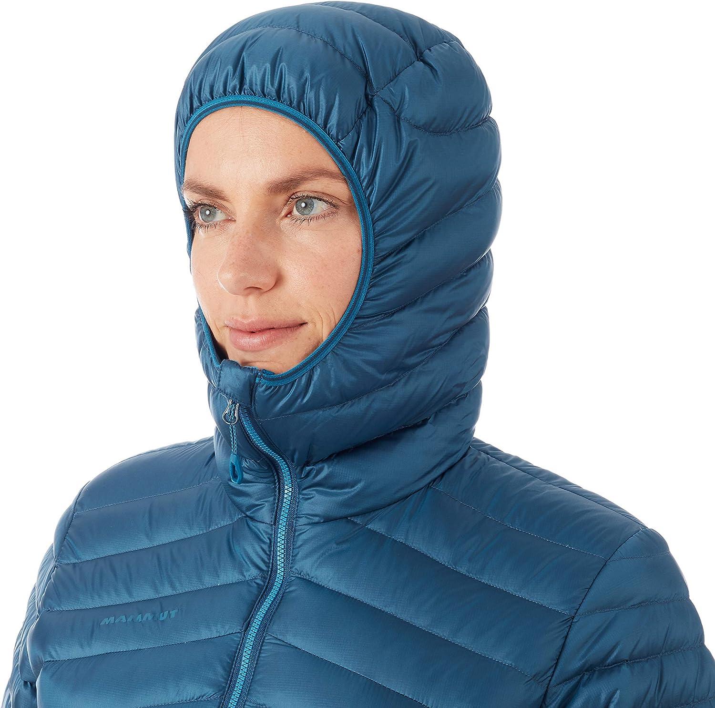 Mammut Damen Chaqueta Broad Peak in Hooded Mujer Mantelkleid