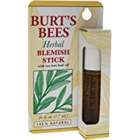 Burts Bees Herbal Blemish Stick for Unisex - 0.26 oz, 45.36 grams