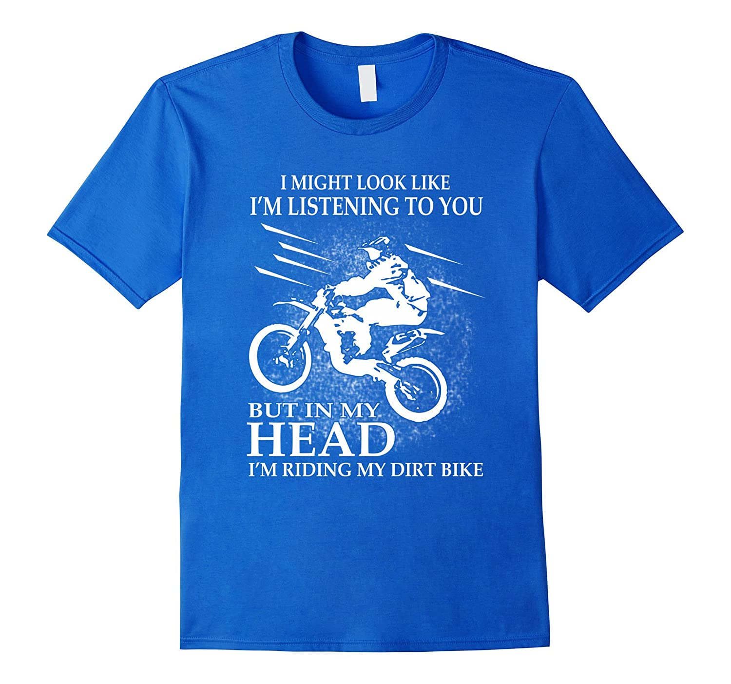 I m Riding My Dirt Bike - Funny Motocross Shirt-ANZ - Anztshirt 39c2ec1c2