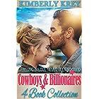 Cowboys And Billionaires: A Fun, Feel-Good 4-Book Romance Collection