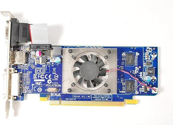 Amazon.com: Genuine Dell hcvmh AMD ATI Radeon HD6450 1 GB ...