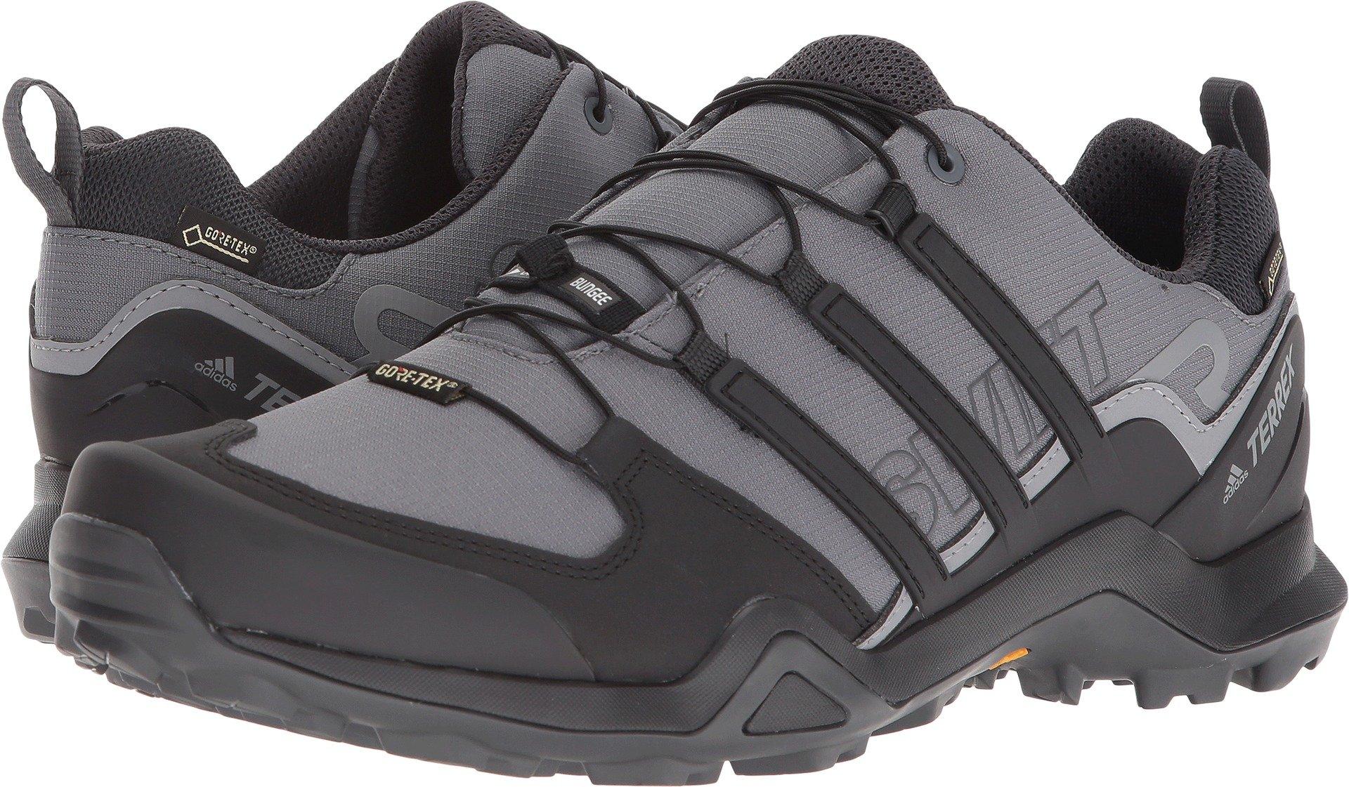 cheaper b4b17 aa535 Galleon - Adidas Outdoor Men s Terrex Swift R2 GTX¿ Grey Five Black Carbon  11 D US