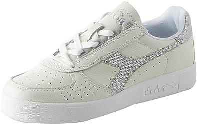 SCARPE DA DONNA Diadora Game C0516 bianco argento sneakers