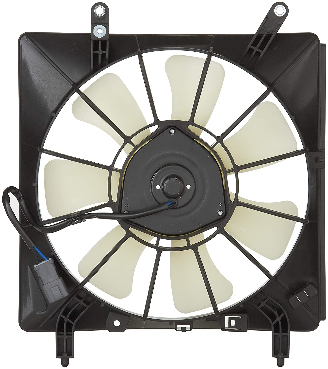 Spectra Premium CF18027 Air Conditioning Condenser Fan Assembly