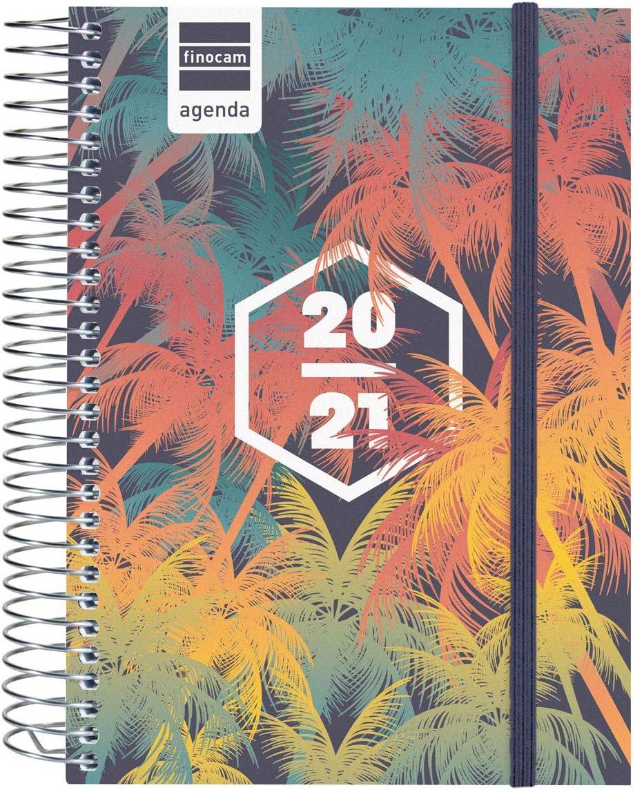 Finocam - Agenda Curso 2020-2021 Octavo-120x164 (Mediano) 1 Día Página Secundaria Palms Español