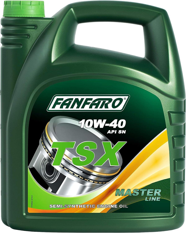 Fanfaro Ff6502 5 Tsx Auto