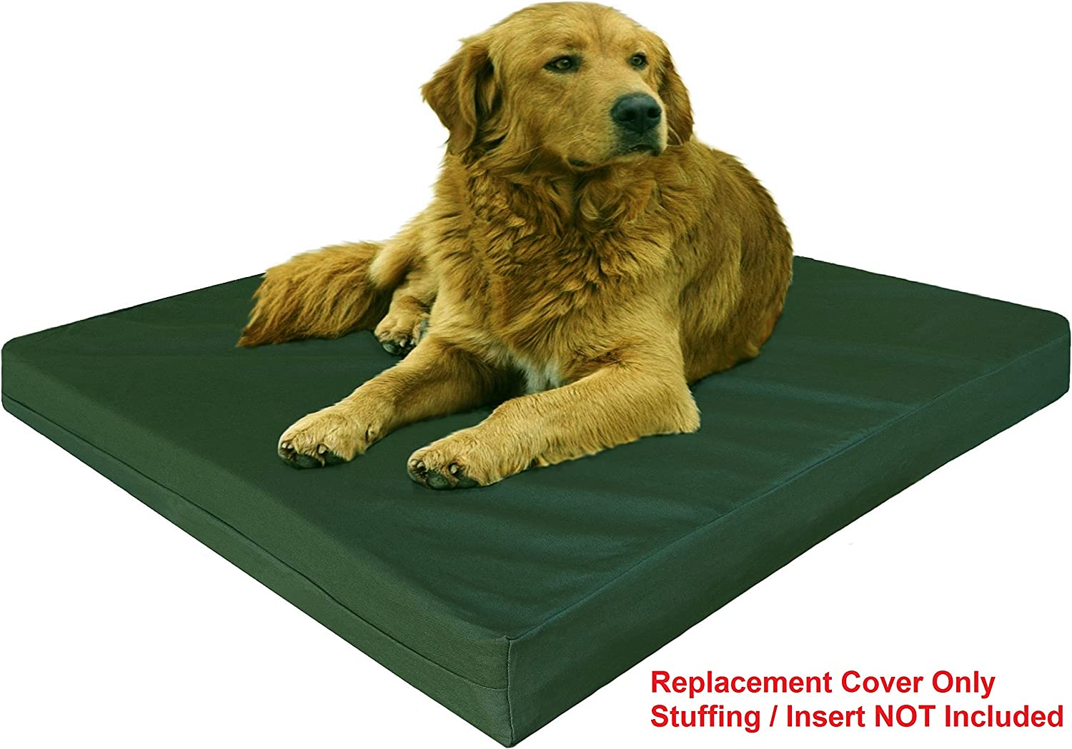 Dogbed4less Durable Canvas Pet Bed External Duvet Cover