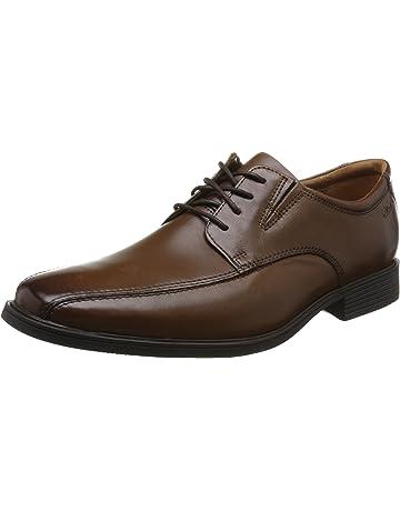 b4352fd3a737c Clarks Men's Tilden Walk Derbys