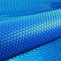 Aquabuddy 11 x 6.2m Solar Swimming Pool Cover - Blue